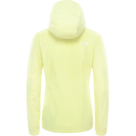 The North Face Quest Veste Femme, tender yellow